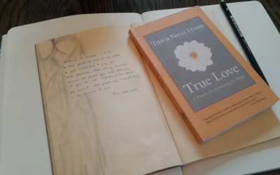 Memorability's Book Club: True Love (T. N. Hanh)
