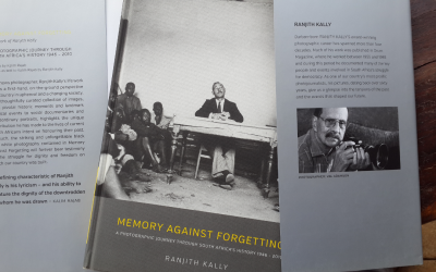 Memorability's Book Club: Memory Against Forgetting (R. Kally)