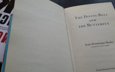Memorability's Book Club: The Diving Bell & The Butterfly, JD Bauby